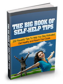 The Big Book Of Self-Help Tips | eBooks | Self Help
