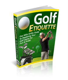 Golf Etiquette | eBooks | Games