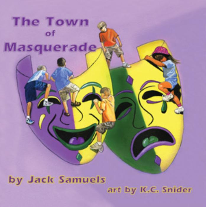 First Additional product image for - The Town of Masquerade