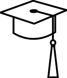 Mortar Board - eps | Other Files | Clip Art