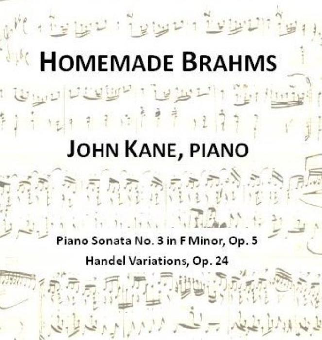 Second Additional product image for - Homemade Brahms Handel Variations