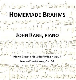 Homemade Brahms Sonata No. 3 IV | Music | Classical
