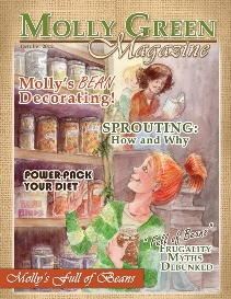 Molly Green Magazine: Molly's Full of Beans