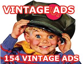 Vintage Radio Ads | Music | Soundbanks
