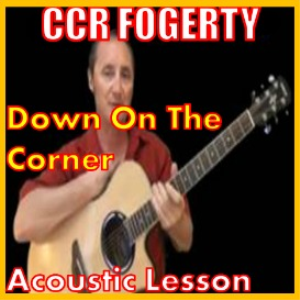 Learn to play Down On The Corner by CCR | Movies and Videos | Educational