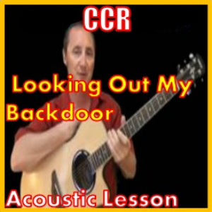 Learn to play Looking Out My Back Door by CCR | Movies and Videos | Educational