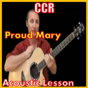 Learn to play Proud Mary by CCR | Movies and Videos | Educational