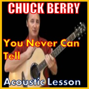 Learn to play You Never Can Tell by Chuck Berry
