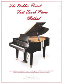 debbie pierot fast track piano method - online/downloadable version