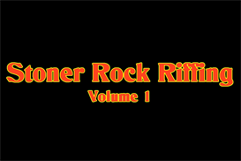 stoner rock riffing volume one