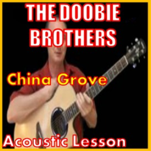 Learn to play China Grove by The Doobies | Movies and Videos | Educational