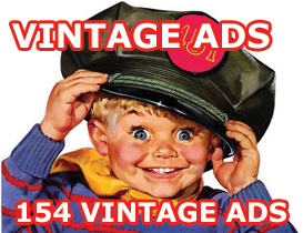 vintage bunble - images - radio ads - voices of history