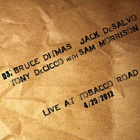Sam Morrison and D3 Live at Tobacco Road [mp3 edition] | Music | Jazz