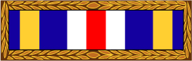 Air Force Joint Meritorious Unit Citation Award Ribbon EPS File [2410] | Other Files | Graphics