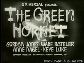 The Green Hornet - Movie Serial 1940 Action Crime Kato Download .Mp4 | Movies and Videos | Action