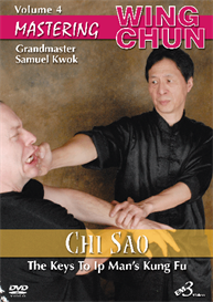 Vol. 4 – CHI SAO - Wing Chun DOWNLOAD