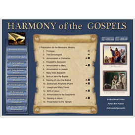 Harmon of the Gospels (Windows Version) | Software | Home and Desktop