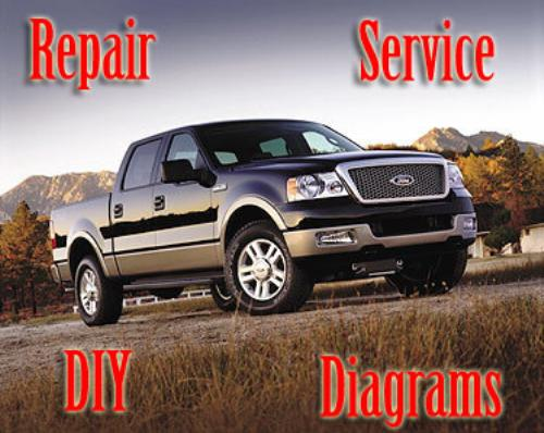 ford repair station ford f150 2004 05 06 07 08 factory service rh fordrepairstation blogspot com Ford Truck Wiring Diagrams Ford Ranger Repair Manual