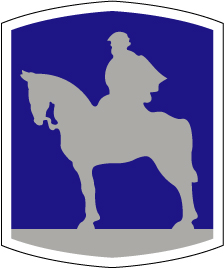 116th Infantry Brigade Combat Team EPS File [2427] | Other Files | Graphics