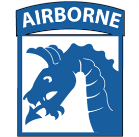 U.S. Army XVIII Airborne Corps Insignia EPS File  [1034] | Other Files | Graphics