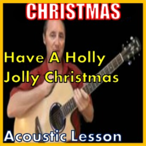 Learn to play Holly Jolly Christmas by Burl Ives (kproducts) | Movies and Videos | Educational