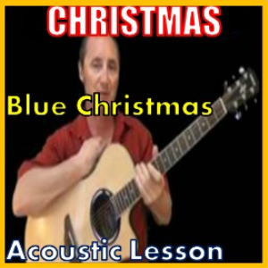 Learn to play Blue Christmas by Elvis Presley (kproducts) | Movies and Videos | Educational