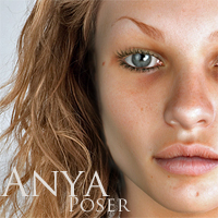 Anya for Poser | Software | Design