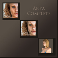 Anya Complete | Software | Design
