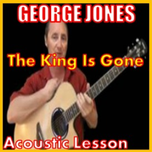 Learn to play The King Is Gone by George Jones | Movies and Videos | Educational