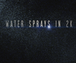 Water Sprays 1 | Movies and Videos | Action