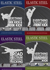 Kick Master Combo - 4 Dvd's | Movies and Videos | Fitness