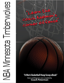Minnesota Timberwolves Playbook | eBooks | Sports