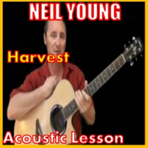 Learn to play Harvest by Neil Young | Movies and Videos | Educational