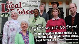 The Local Voice #166 PDF download   eBooks   Entertainment