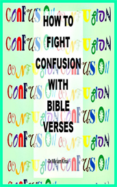 How to Fight Confusion with Bible Verses | eBooks | Religion and Spirituality