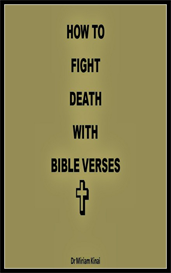 How to Fight Death with Bible Verses | eBooks | Religion and Spirituality