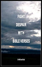 How to Fight Despair with Bible Verses | eBooks | Religion and Spirituality