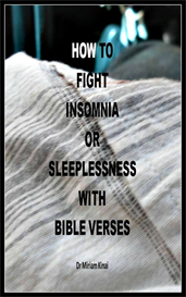 How to Fight Insomnia or Sleeplessness with Bible Verses | eBooks | Religion and Spirituality
