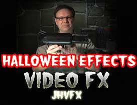 jhvfx - virtual santa fx dvd