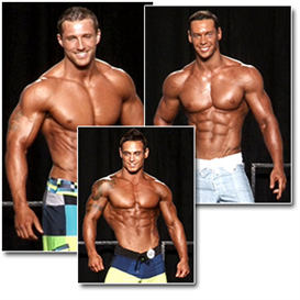 12114 - 2012 NPC Junior Nationals Men´s Physique Prejudging (HD) | Movies and Videos | Fitness