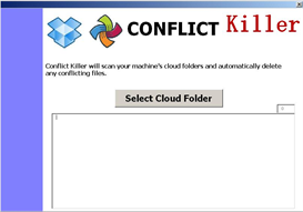 Conflict Killer (automatically delete any conflicting files from your dropbox or syncplicity folders) | Software | Add-Ons and Plug-ins