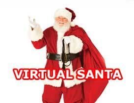 Virtual Santa Claus | Movies and Videos | Miscellaneous
