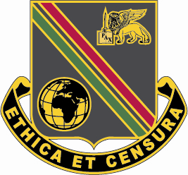 414th Support Brigade - Ethica Et Censura - Ethics and Oversight JPG File [2550] | Other Files | Graphics