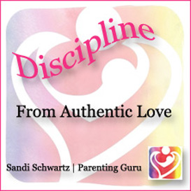 "Audio: ""Discipline, From Authentic Love"""