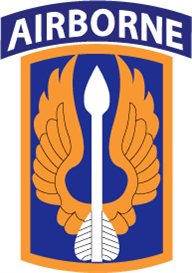 18th Aviation Brigade - Airborne - Insignia EPS File [1040] | Other Files | Graphics
