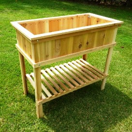 Raised Garden Planter | Other Files | Patterns and Templates
