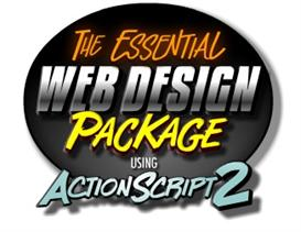 essential web design package for actionscript 2
