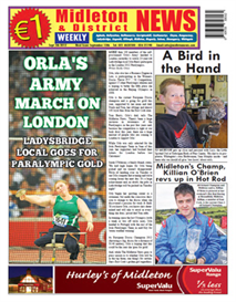 Midleton News September 5th 2012 | eBooks | Periodicals