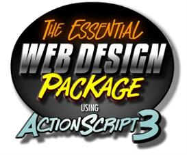 Essential Web Design Package for Actionscript 3 | Movies and Videos | Educational