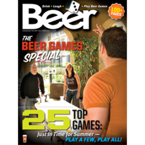beer magazine subscription-1 year!
